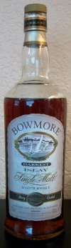 Bowmore Darkest Sherry Casked