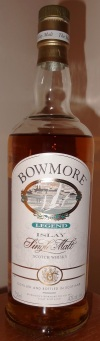 bowmore islay legend
