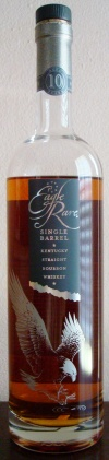 eagle rare single barrel 10 year