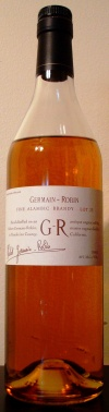 germain-robin fine alambic brandy lot 23